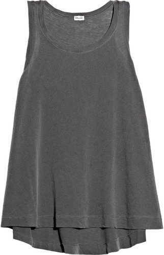 Splendid Vintage Whisper cotton slub-jersey tank