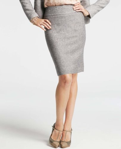Petite Tweed Theodora Skirt
