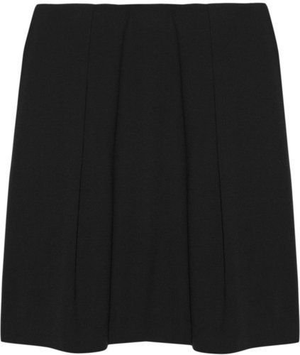 Iris & Ink Crepe mini skirt