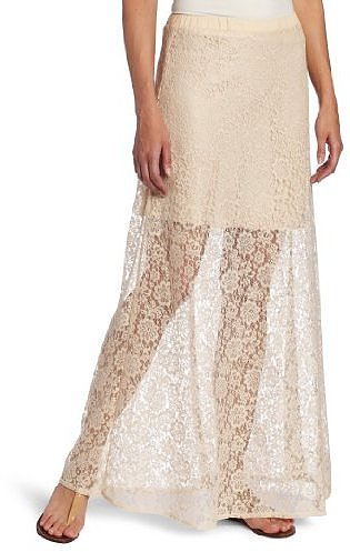Only Hearts Women's Charlotte Lace Long Skirt
