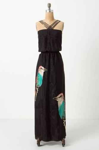 Corvida Crossed Maxi Dress
