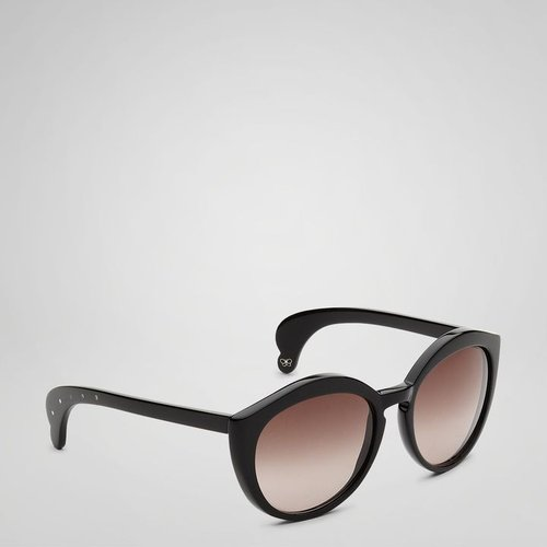Black brown shaded bv eyewear bv 195/s