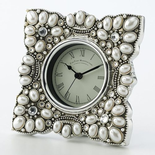 Firstime jeweled clock