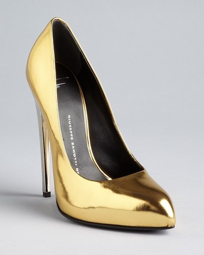 Giuseppe Zanotti Pointed Toe Pumps - Frida High Heel
