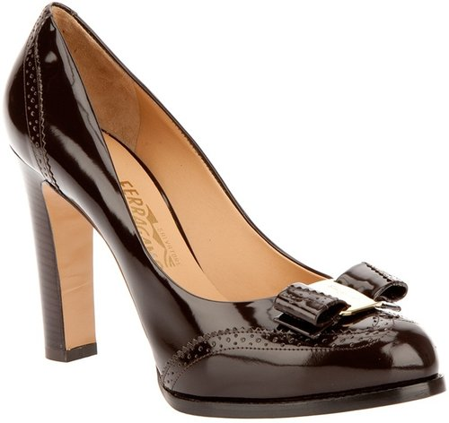 My Italian Style #2: Salvatore Ferragamo Shoes