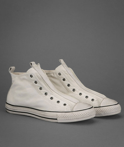 Canvas Laceless High-Top