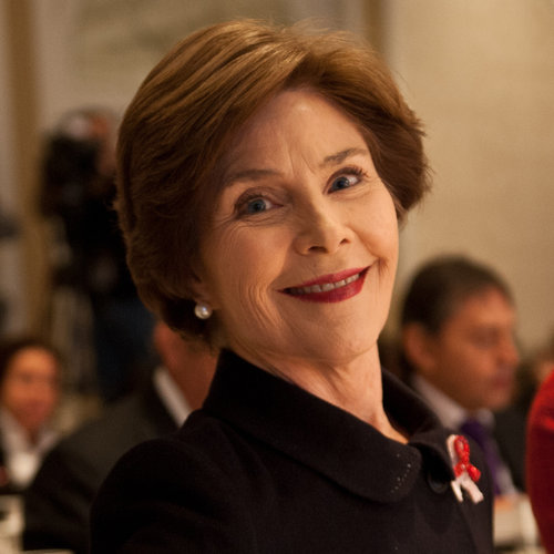 Laura Bush Gay Marriage Ad