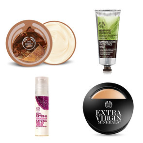 $10 Off $20 or More at The Body Shop
