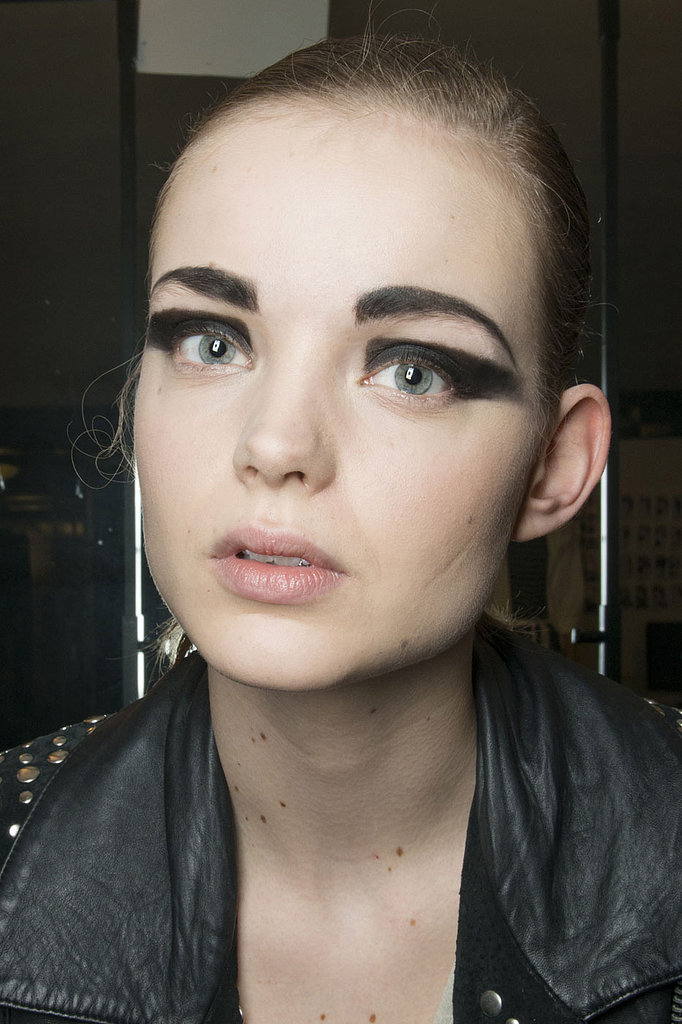 The Makeup at Krizia, Milan