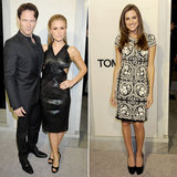 Anna and Stephen Team Up With Allison Williams at a Tom Ford Fete
