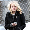 Blonde Emma Stone in NYC | Pictures