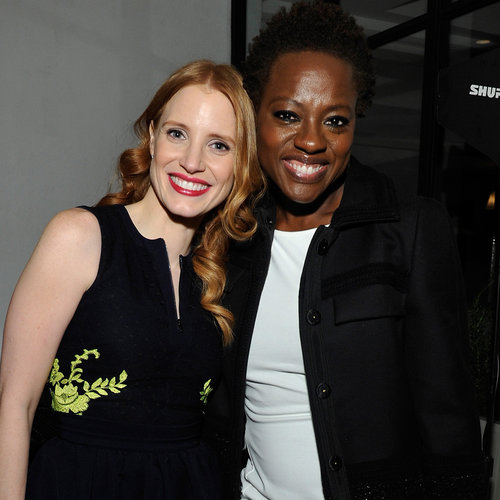 Celebs at the Women in Film Pre-Oscars Party 2013 | Pictures