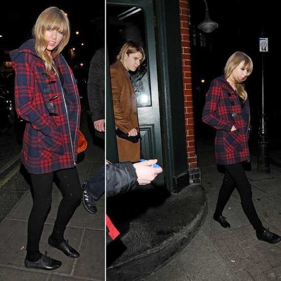 Taylor Swift Hits the Town in London With a New Guy!