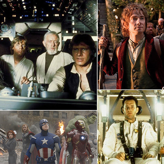 Oscar-Nominated Films For Sci-Fi, Fantasy, and Space Geeks
