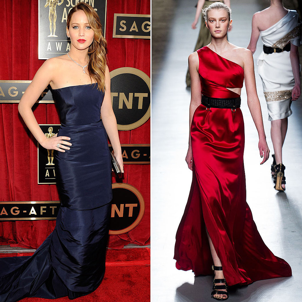 These are the gowns hot off the runway that we're hoping to see on our favorite stars.