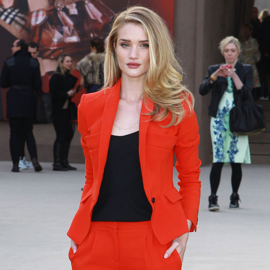 Rosie Huntington-Whiteley Leads This Week's Top 10