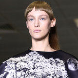 Mary Katrantzou Beauty | Fashion Week Fall 2013