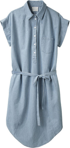 Boy by Band of Outsiders / Chambray Shirtdress