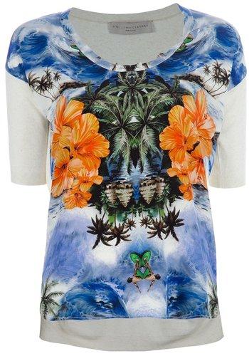 Stella Mccartney printed top