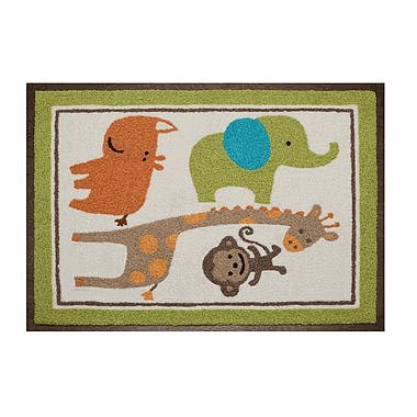 Carter's Wildlife Rug