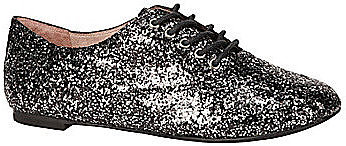 Vince Camuto Selina Glitter Oxfords