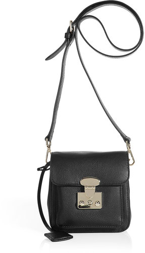 Sandro Black Crossbody Bag