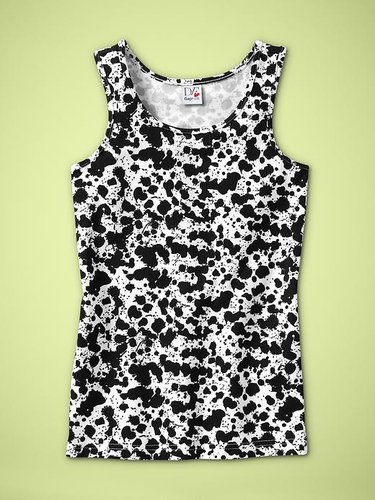 DVF  GapKids printed  tank