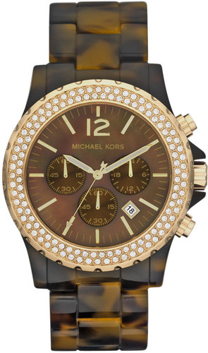 Michael Kors  Oversized Madison Chronograph Watch