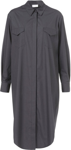 **Cotton Shirt Dress by J.W. Anderson for Topshop