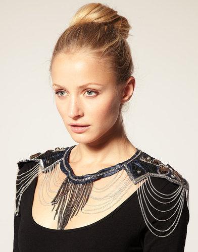 Fiona Paxton Statement Shoulder Necklace
