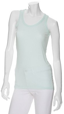 Kif If Exclusive Asymmetric Seam Tank: Mint