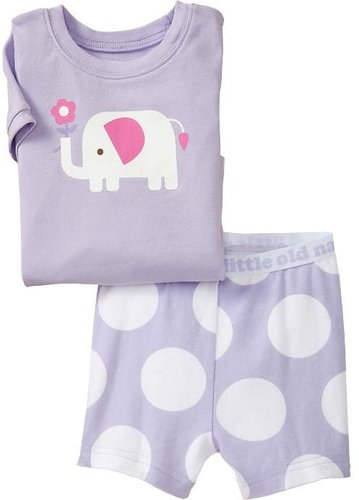 Elephant-Graphic Sleep Sets for Baby
