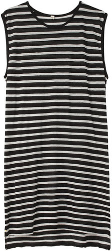 R13 / Striped Muscle Dress