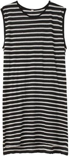 R13 / Striped Muscle Dress