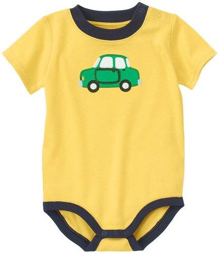 Car Doggy Bodysuit
