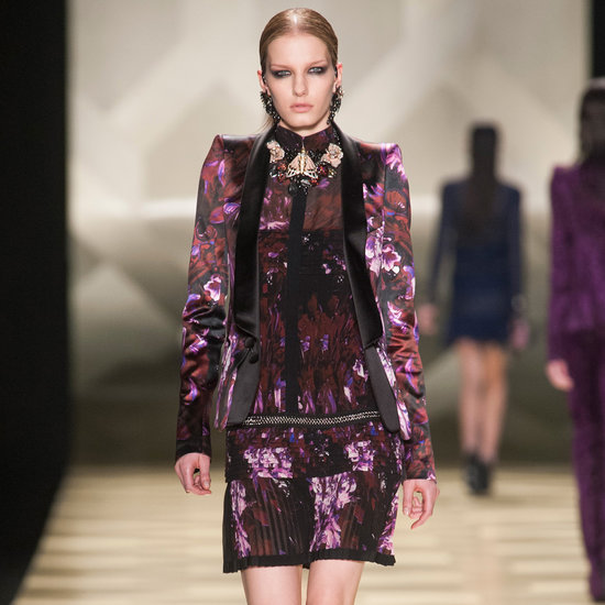 Roberto Cavalli Review | Fashion Week Fall 2013