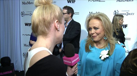 "Nominee Jacki Weaver Jokes About Her Husband's ""Pathetic"" Oscars Plans"