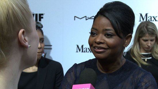 "Octavia Spencer on the ""180 Degree"" Change Her Oscar Win Sparked"