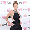 Indepedent Spirit Awards: Jennifer Lawrence Backless Dress