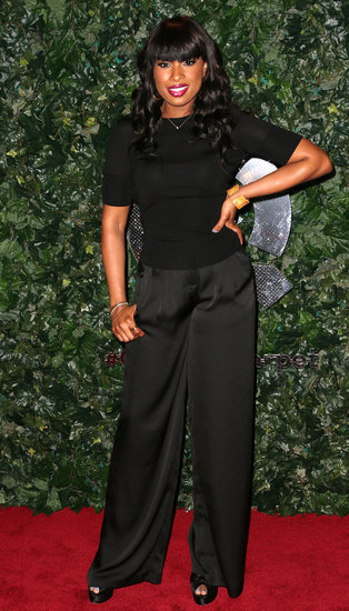 Jennifer Hudson attended QVC's Red Carpet Style event at the Beverly Hills Four Seasons Hotel.