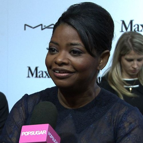 Octavia Spencer Pre-Oscars Women in Film Interview (Video)