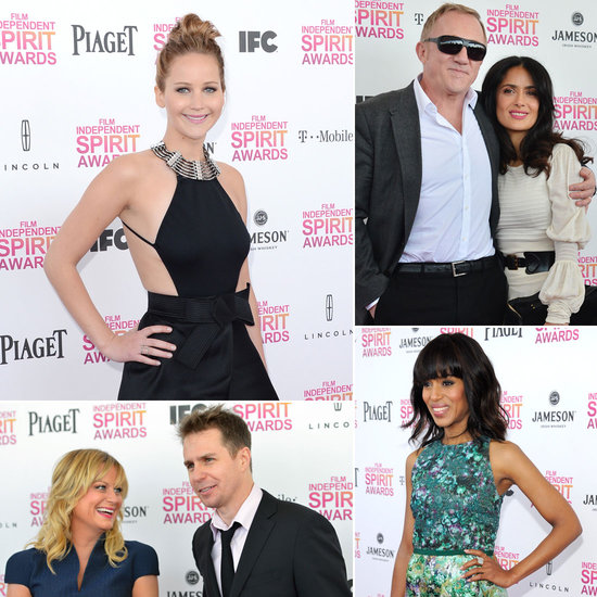 Stars at the Spirit Awards 2013 | Pictures