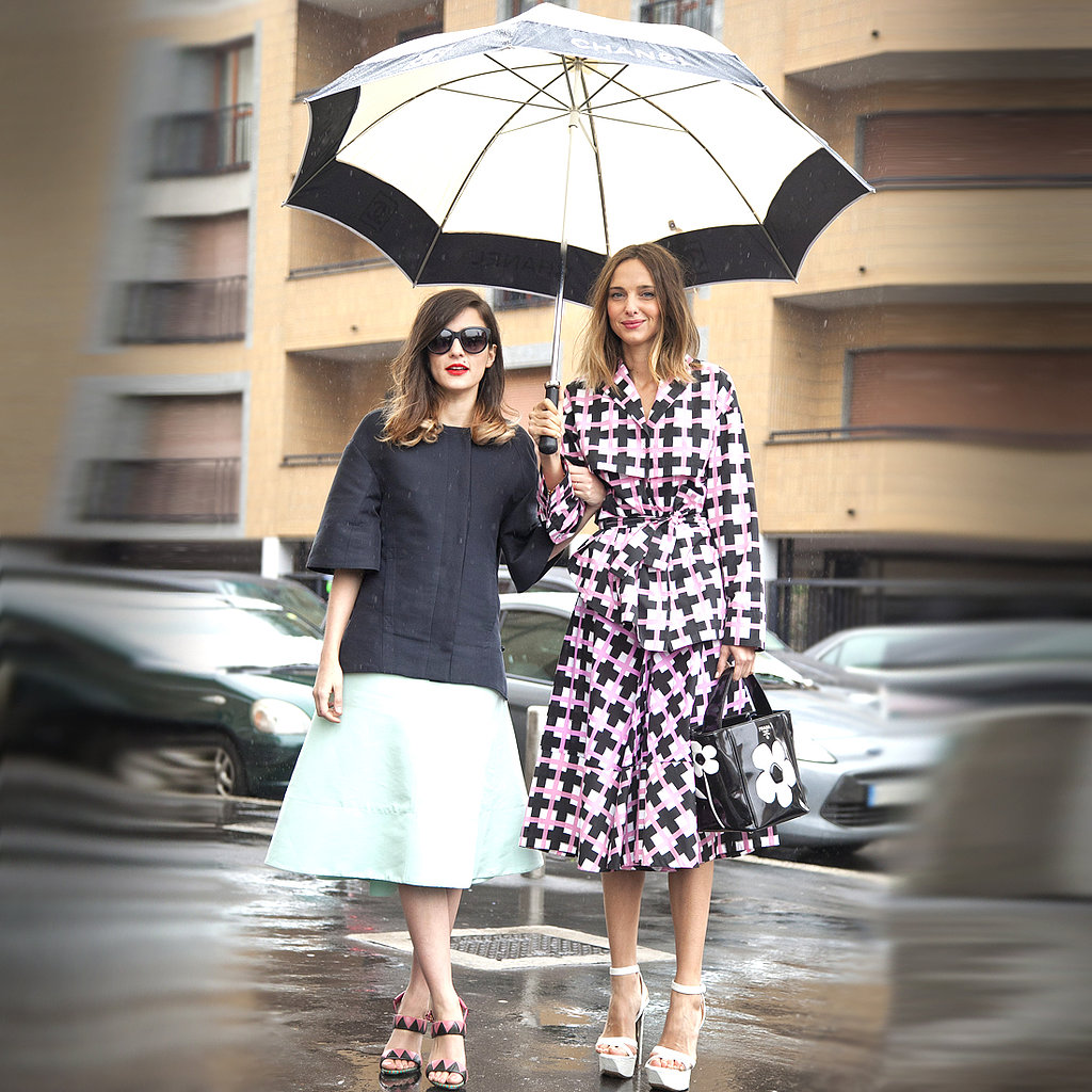 Molto Buono! The Chicest on the Street at Milan Fashion Week