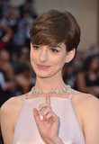 Anne Hathaway's Nails