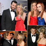 Jennifer Aniston Shares Her Oscar Night With Justin, Channing, Isla, and More