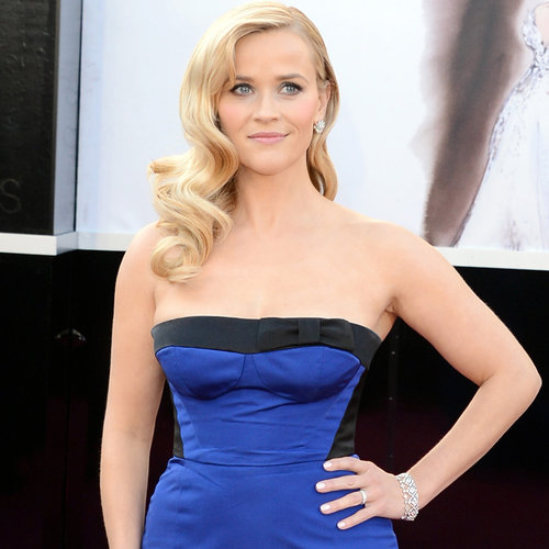 Best Oscar Black and Blue Dresses | 2013 Pictures
