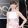 Anne Hathaway&#039;s Three Wardrobe Changes For Oscars Night