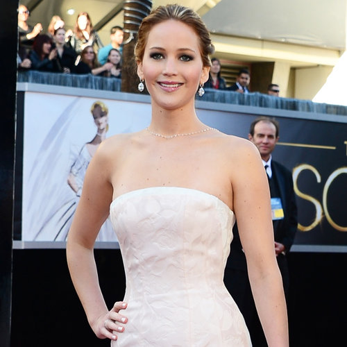 Jennifer Lawrence Oscar Dresses 2013 | Pictures