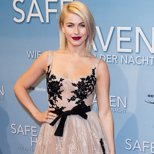Julianne Hough's Safe Haven Style