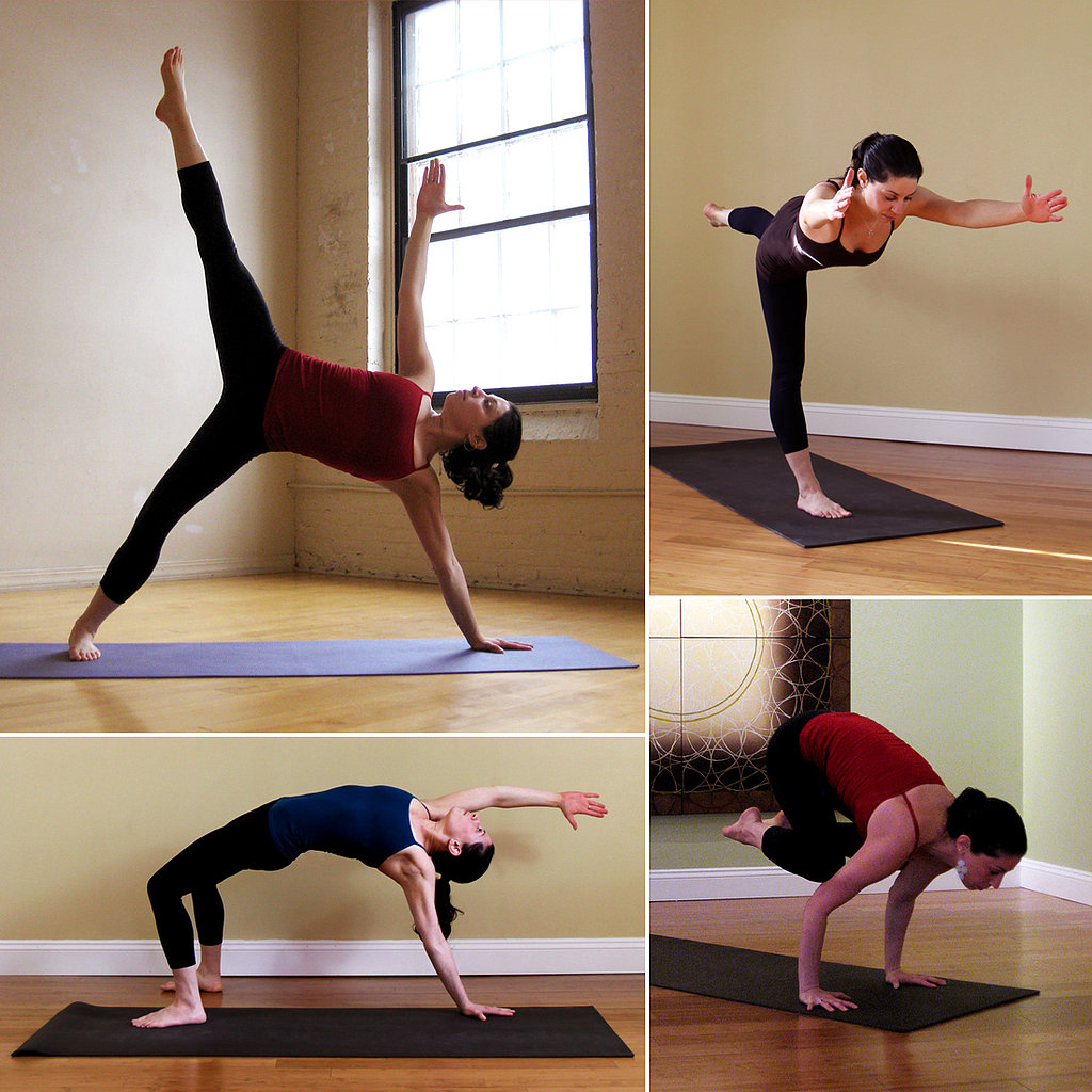 Get Amped! Energizing Yoga Sequence